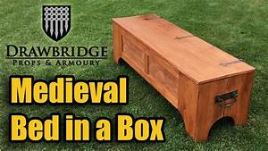 Medieval Bed in Box - YouTube