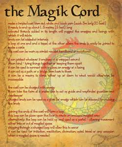 Book of Shadows Page