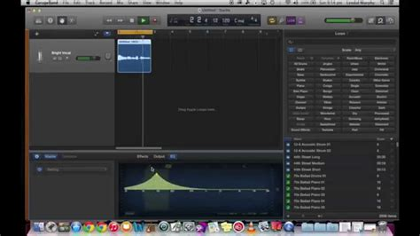 Garageband Not Working by Garageband Tutorial 4 Recording And Editing A Vocal Part