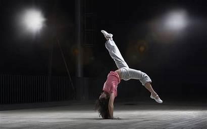 Dancing Dance Lights Night Desktop Wallpapers Mobile