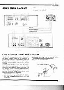Pioneer Sg-9500