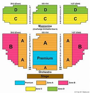 Stranahan Theater Seating Chart Broadhurst Theatre Seating Chart