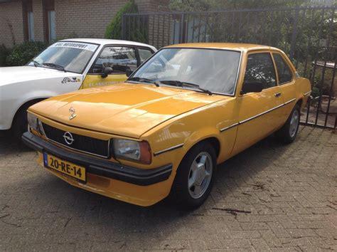 Opel Nl by Opel Ascona B Nr 05 Autoschade Erwin Peters Lochem