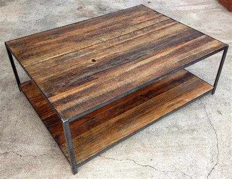 Reclaimed Wood And Angle Iron Coffee Table $40000, Via. Modern Sofa Sleeper. Backsplash Ideas For Granite Countertops. Black Lacquer Dresser. Turquoise Velvet Chair. Gold Dresser. Canfield Plumbing. Wilson Parker Homes. Austere Gray