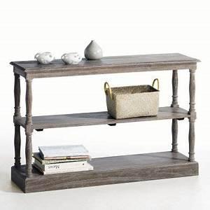 Meuble De Drapier : console fa on table de drapier en acajou andante meuble ~ Teatrodelosmanantiales.com Idées de Décoration