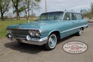 Beautifully Restored 1963 Chevrolet Impala Station Wagon