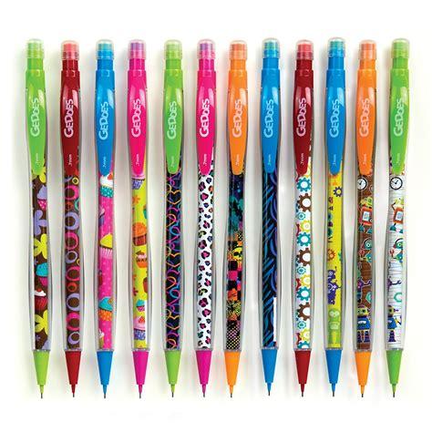 colored mechanical pencil mechanical pencils cool trendz 7mm mechanical