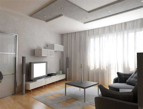 gray living room  minimalist concept amaza design