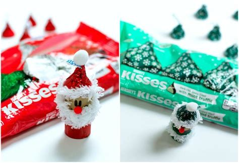hershey kisses christmas crafts 17 best images about craft bazaar on bazaar crafts crafts and teddy bears