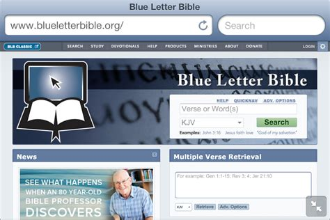 blue letter bible org today s bible study tip 6 the blue letter bible 7