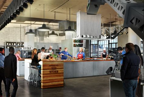 america test kitchen america s test kitchen is moving to the seaport boston