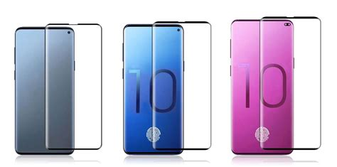galaxy s10e galaxy s10 and galaxy s10 plus official