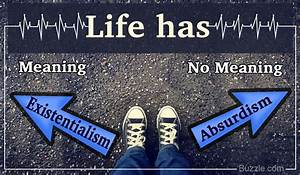 A Philosophical Ride: Comparison of Existentialism and ...