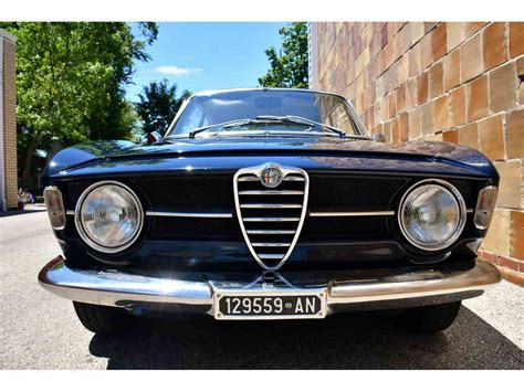 Alfa Romeo Gt For Sale by 1969 Alfa Romeo Gt 1300 Junior For Sale Classiccars