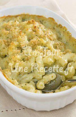 recette gratin de pates facile gratin de p 226 tes aux fromages recette facile un jour une recette