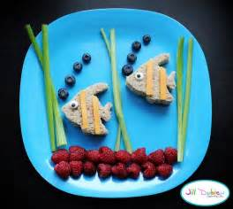 Fish Food Ideas for Kids