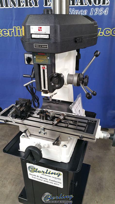 brand  acrarong fu milling  drilling machine