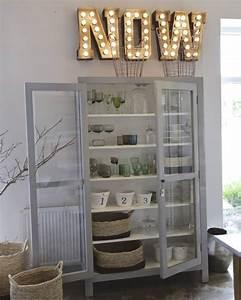 Dänisches Design Möbel : house doctor vitrine mall grau diy m bel pinterest ~ Frokenaadalensverden.com Haus und Dekorationen