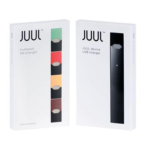 juul vaporizer complete pod system starter kit  juul