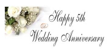 5th wedding anniversary 5th wedding anniversary wishes quotes and messages happy anniversary wedding