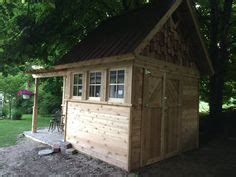 Handyman Magazine Shed by Cedar Shed Built Following An Article Published In The