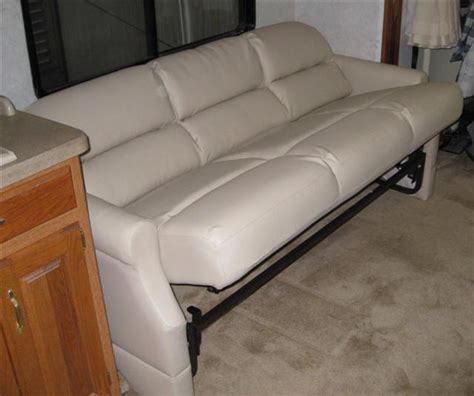 Rv Jackknife Sofa Dimensions by Rv Knife Sofa Replacement Modmyrv