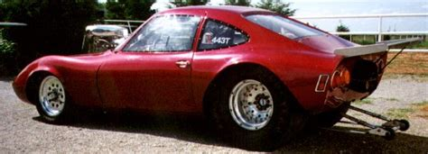 Opel Gt Drag Car by 1971 Opel Gt Drag Car Roller Picture Page