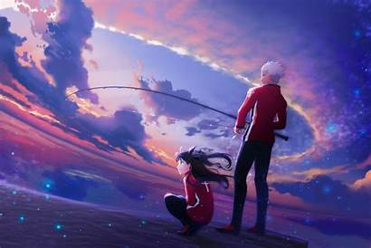 Fate Archer 4k Series Wallpapers Anime 5k