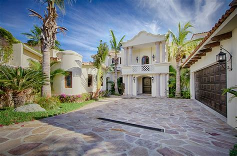 $4.999 Million Beachfront Home In San Jose Del Cabo