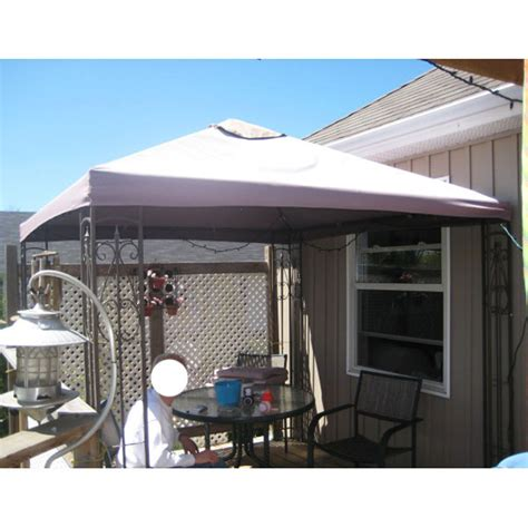 zellers   gazebo replacement canopy garden winds canada