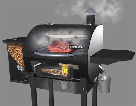 pellet grill work pellets drop   hopper