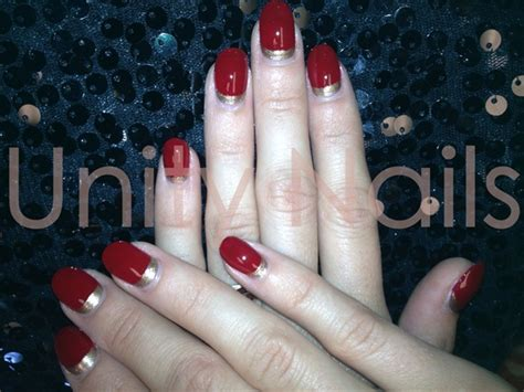 pin  classic nails nail art gallery