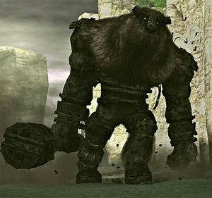 Valus the Minotaur (Shadow Of The Colossus) ~ Valus didn't ...
