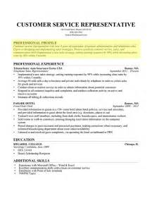 How To Write A Professional Profile Resume Genius Examples