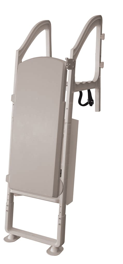Above Ground Pool Ladder Deck Attachment by Complete In Pool Ladder W Attachment Kit