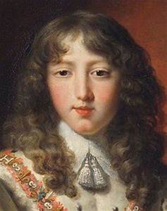 YOUNG LOUIS XIV ~~ In 1643, seeing that death was at his ...