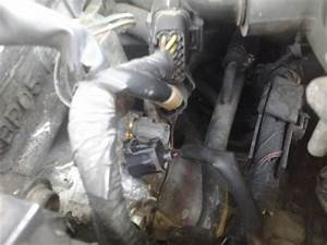 Engine - Mazda 323  Plugged In Coolant Temp Sensor