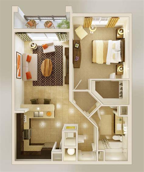 contoh desain denah rumah minimalis  kamar tidur terbaik