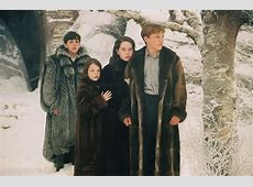 The Pevensies at Mr Tumnus' House NarniaWeb