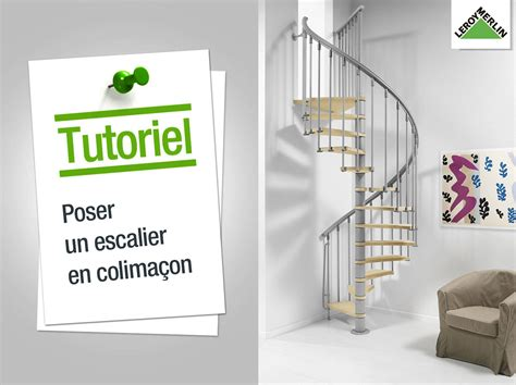 comment poser un escalier en colima 231 on leroy merlin