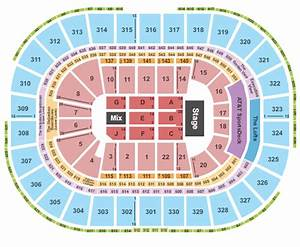 Bruno Mars Boston Tickets - TD Garden Seating Chart ...