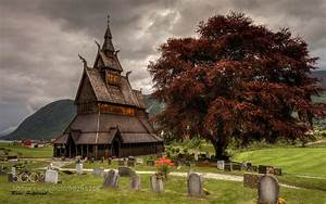 Photograph Hopperstad Stave Church by Rune Askeland on 500px