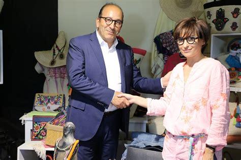 mariage de l h 244 tellerie tunisienne avec l artisanat tunisien
