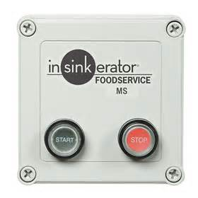 in sink erator manual switch on and off ms in sink