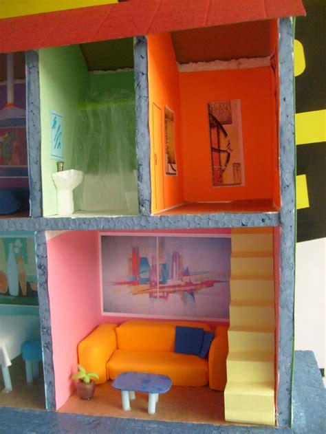 maqueta de una casa y sus partes maqueta de una casa y sus partes maquetas escolares agosto