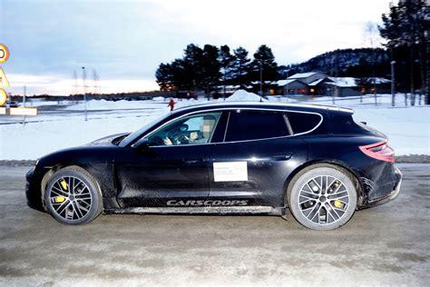 Taycan Sport Turismo: more pics   Porsche Taycan Forum ...