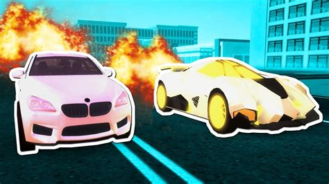 lamborghini egoista  bmw  race  roblox vehicle