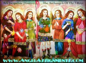 Seven Archangels Angels Names