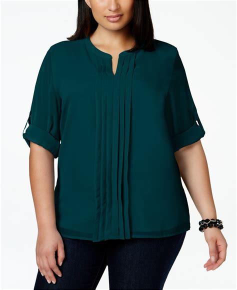 klein blouses calvin klein green blouse black blouse
