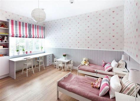 papier peint pour chambre bebe fille déco murale chambre enfant papier peint stickers peinture